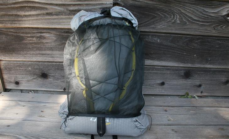 Mountain Goat have detachable mesh pockets for backpacks
