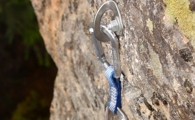 Image of an Carabiners Materia