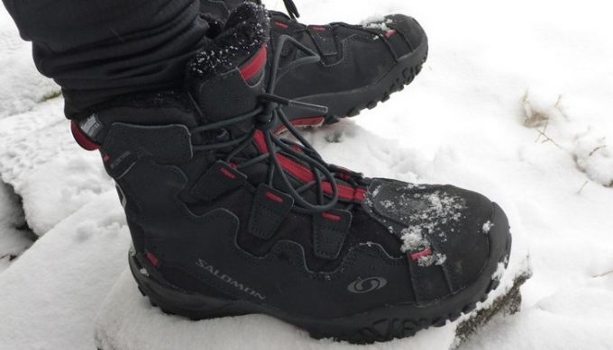Salomon Winter Hiking Boots for Womens