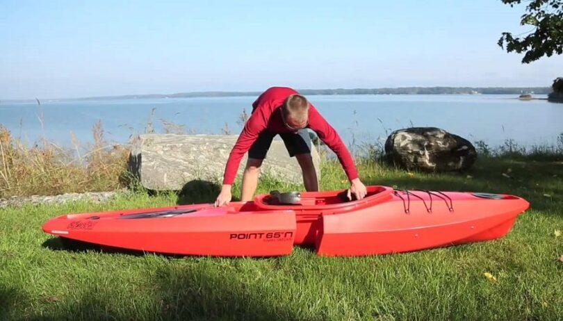 The Modular Kayaks