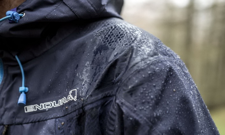 The best jackets have a high rating for the level of waterproofing and breathability.