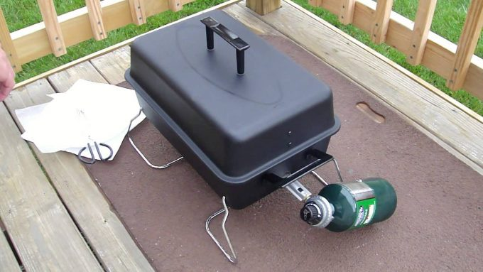gas portable grill