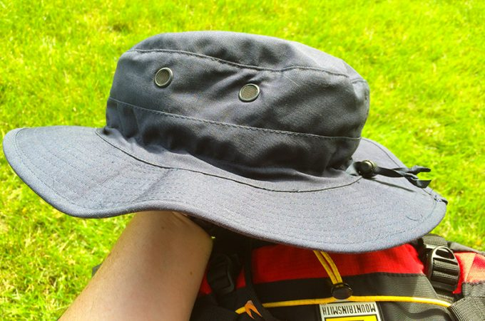hiking boonie hat
