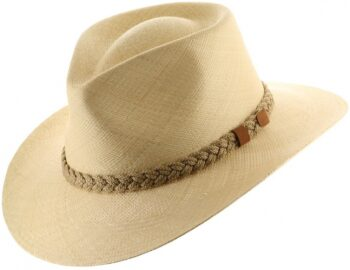 Ultrafino Authentic Aficionado Straw Panama Hat
