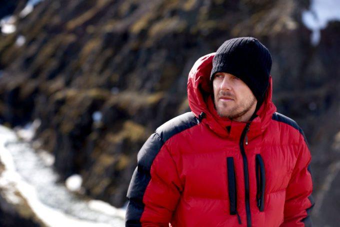 man in winter coat