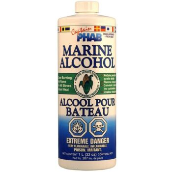 marine alcohol fuel