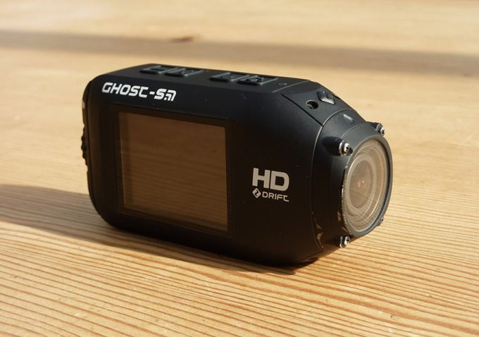 DRIFT HD GHOST-S Digital Video Action Camera