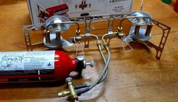 coleman 3 burner stove guide series