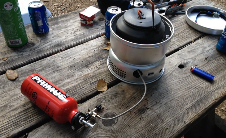 Image of Trangia X2 Multifuel Burner