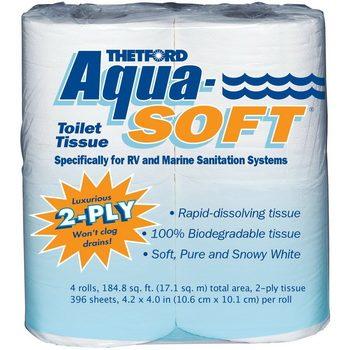 Thetford Aqua-Soft Toilet Tissue