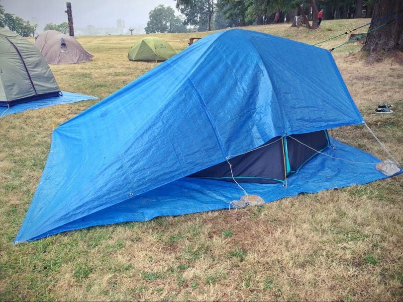 Tent Footprint Vs Tarp Which Shelter Design Best Suits Your Outdoor Needs & Tent Footprint Vs Tarp: What is Better for Your Needs?
