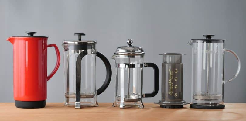 Best 7 French Press Coffee Makers of 2018