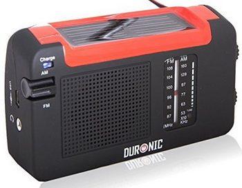 Duronic Hybrid Radio