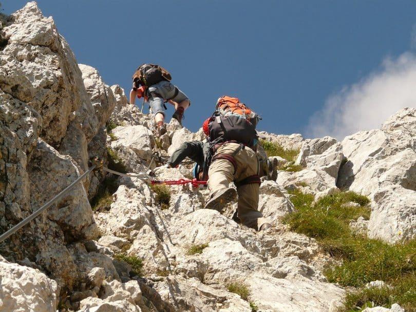 Friedberger Climbing