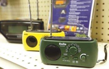 Kaito KA332W Portable Hand Crank Solar