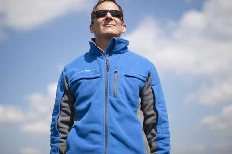 Men's Polar Fleece Jacket