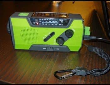 RunningSnail Solar Radio