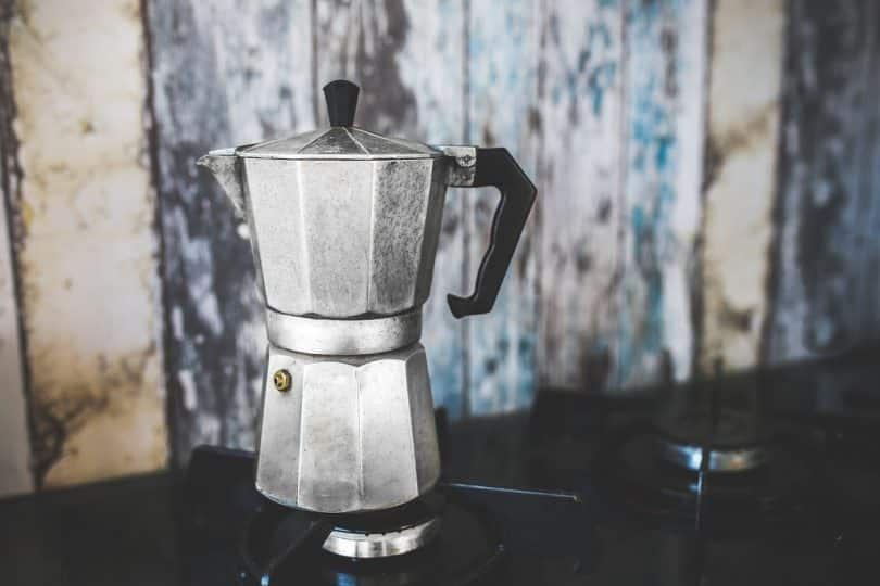 a picture of a coffee maker