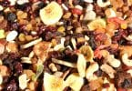 Picture of dried fruits