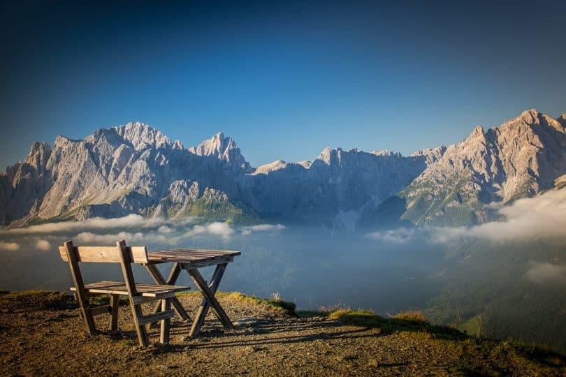 favorite place to take a break