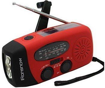 iRonsnow IS-088Radio