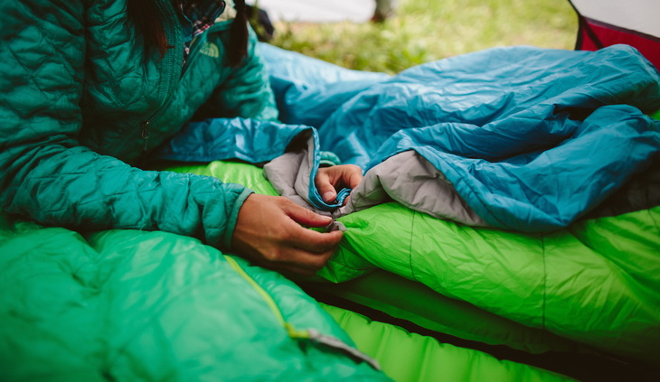 Best Synthetic Sleeping Bag Top Products For The Money