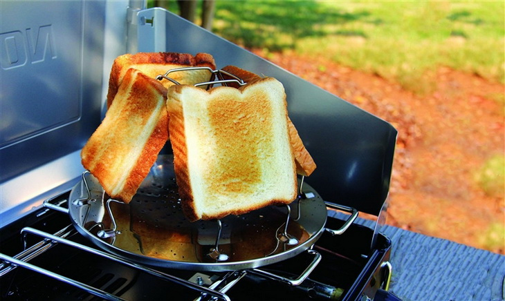 Image of a camp toaster
