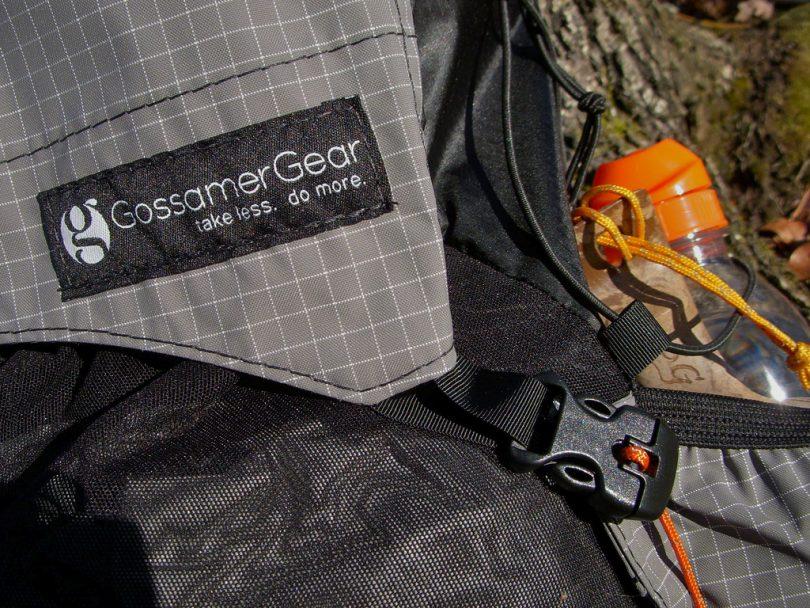 Gossamer Gear take less. do more
