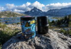 BearVault BV500 and Garcia John Muir Trail