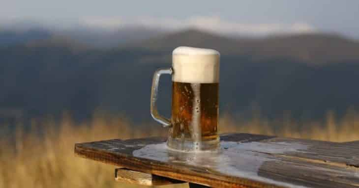 Picture of a Beer-Glass