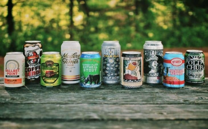 Photo of the Best-Canned-Beers