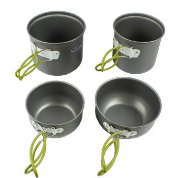 G4Free Outdoor Cookware Set