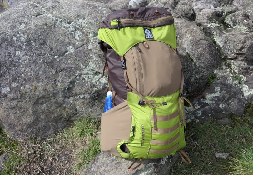 Photo of Granite Gear Leopard A.C. 58 Backpack