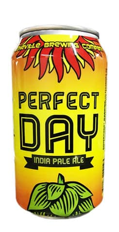Perfect Day IPA berr