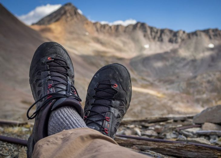 Salewa's Firetail and Mountain Trainer are both alpine ready