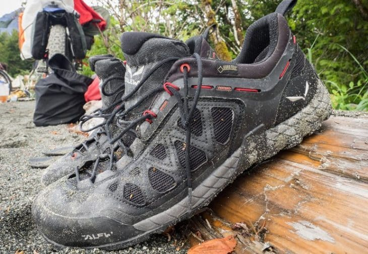 Testing the Gore-Tex version of the Salewa Firetail 3