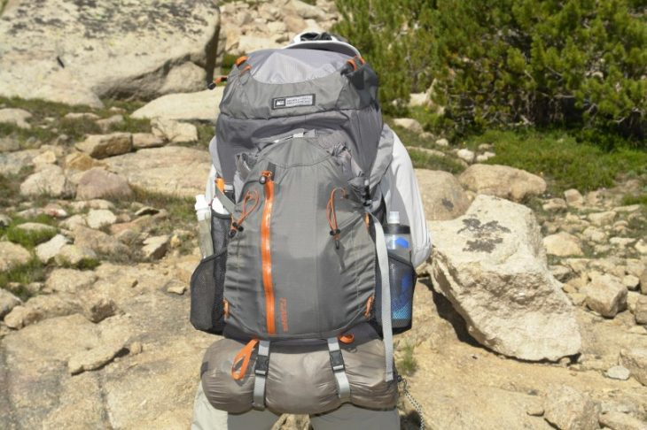 The REI Flash 65 Backpack
