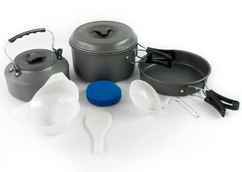 Winterial Camping Cookware Pot Set