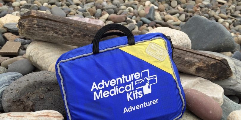 first-aid kit backpacking