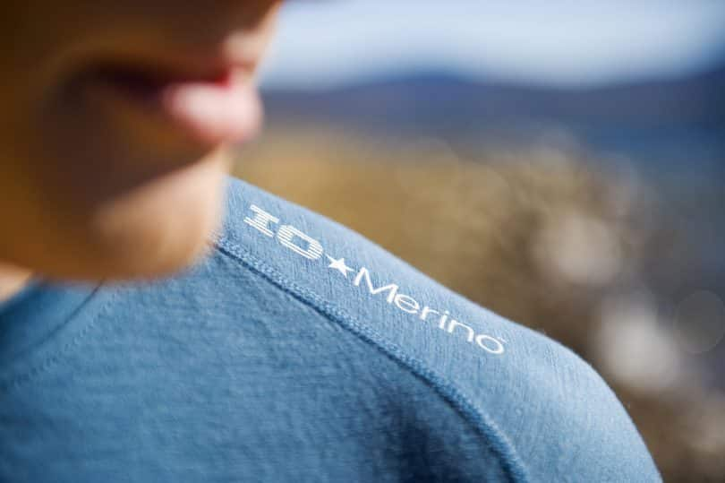 a close up picture of a man wearing a base layer