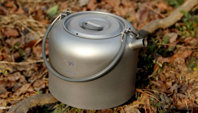 picture of Titanium Kettle