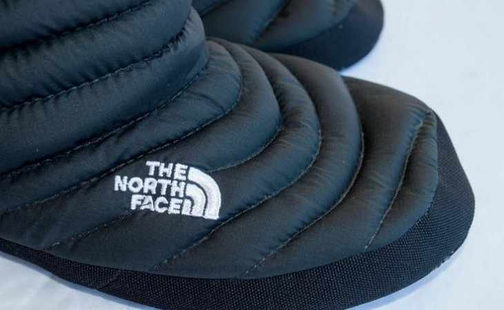 close-up of the the-north-face-down-booties