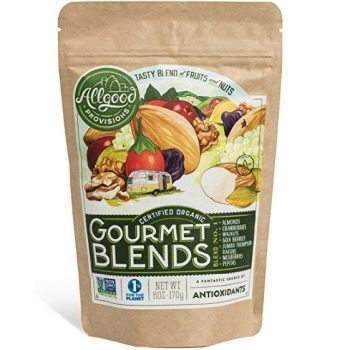 Organic Superfood Trail Mix Blend
