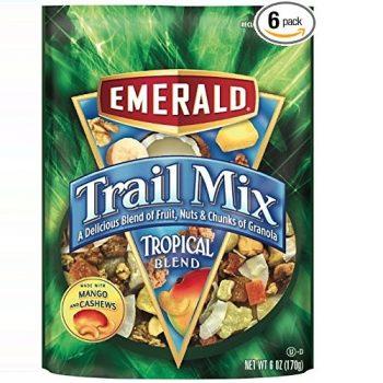 Emerald Tropical Blend Trail Mix