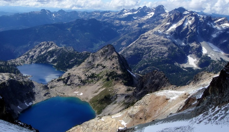 Alpine Lakes Wilderness in King County