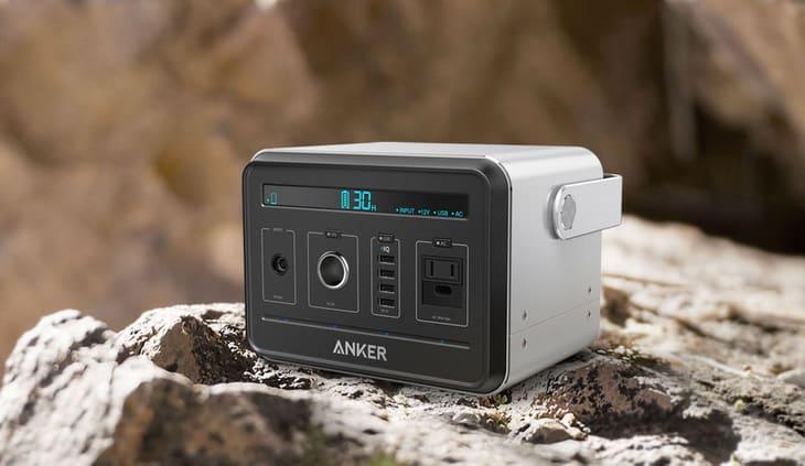 Anker PowerHouse Portable Power Supply