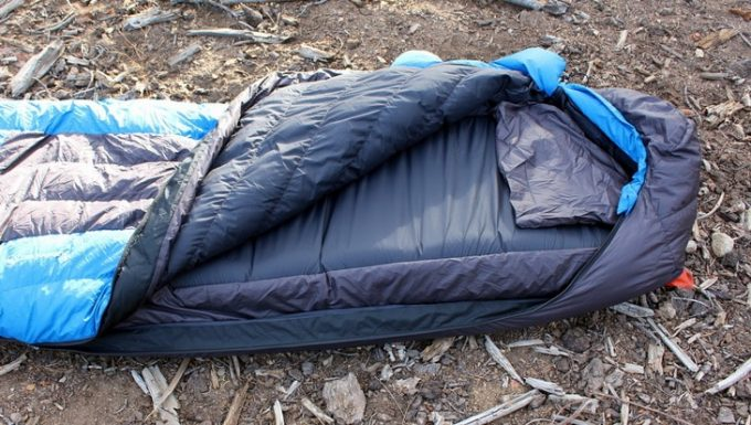 Image showing the Big-Agnes-Lost-Ranger-Sleeping-Bag