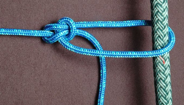 Bowline knot is one of the popular hammock knots.