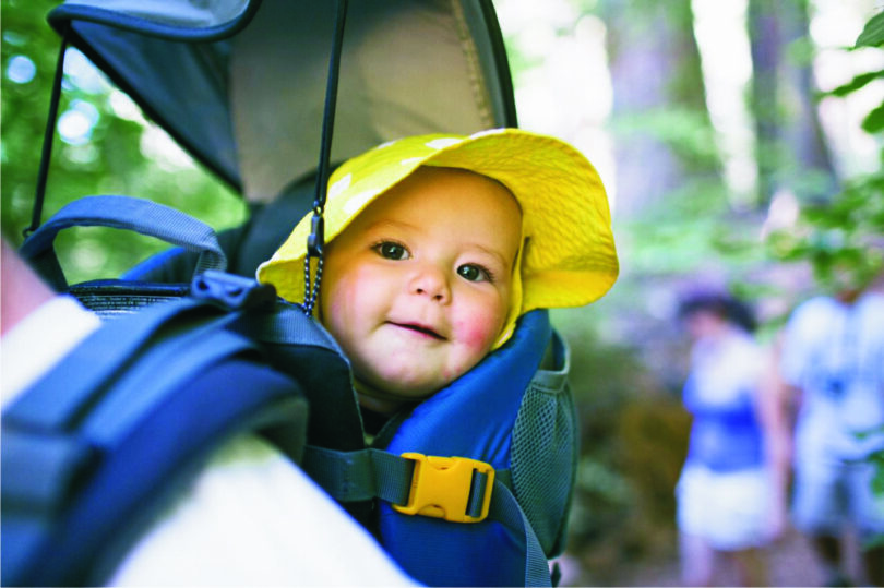 Camping With Infants