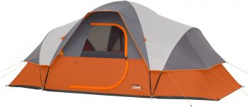 Core Equipment Extended Dome Tent